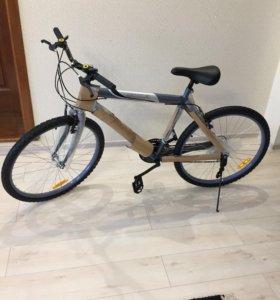 Новый велосипед Gima
