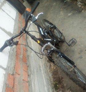 Велосипед от фирмы TOPGEAR
