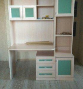 Шкаф, стол, комод для ребенка