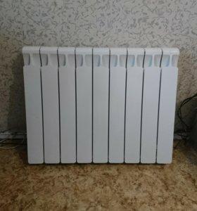 Радиатор биометаллический 9 секций