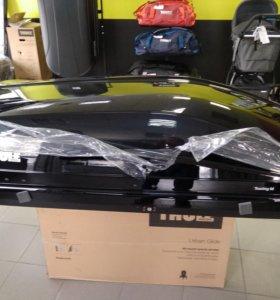 Автомобильный бокс Thule Touring M Черный