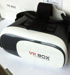 Очки виртуальной реальности VR Box II