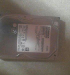 Жесткий диск TOSHIBA на 1TB