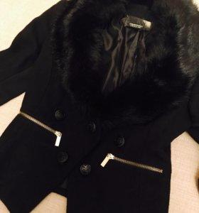 Пальто пиджак Stradivarius