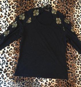 Пакет вещей( блузки, кофточки) на 42-44