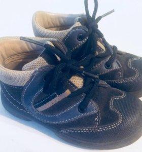 Ботинки superfit 23 р-р