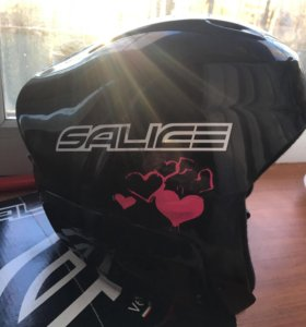 Детский горнолыжный шлем Salice