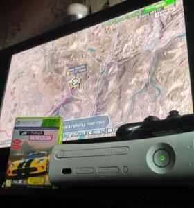 Xbox 360 и телевизор