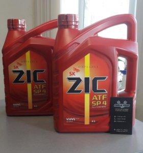 Масло для АКПП Zic Atf Sp4