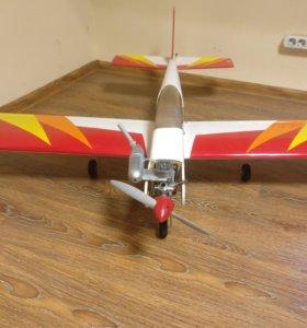Авиамодель тренировочная