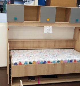 Стол-Кровать детский новый, трансформер