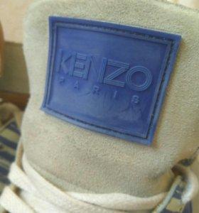 Kenzo (original) кеды