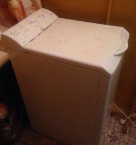 Стиральная машина Indesit WT80 вертикальная загруз