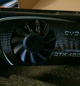 Видио карта Nvidia Geforce GTX 460