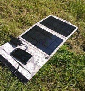 Мобильная Солнечная Станция 60 Вт