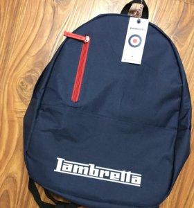 Оригинальный рюкзак lambretta