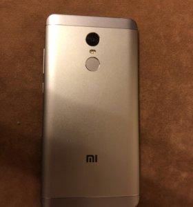 Телефон Xiaomi Redmi Note 4 64 Гб