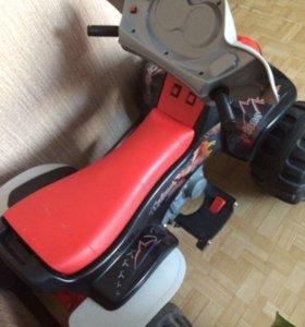 Квадроцикл. Электромобиль