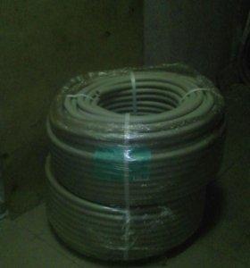Труба гофра для электромонтажа