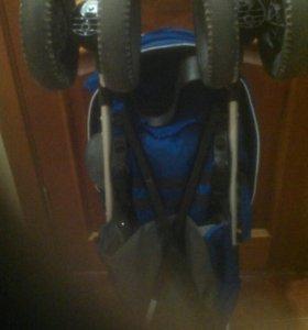 Детская коляска трость chicco multiway