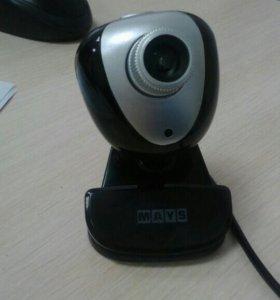 WEB- камера с микрофоном