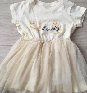 Красивое платье на девочку 😍