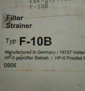 Масляный фильтр F10B ESK