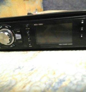 MP3 магнитола USB/CD/SD/MMC (Prology MCA-1050U)