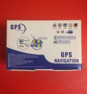 GPS навигатор