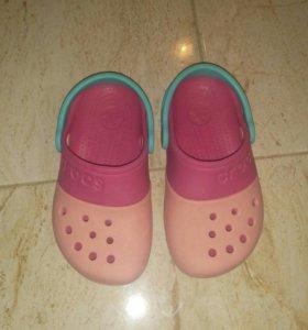 Кроксы crocs