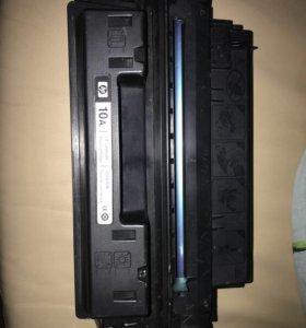 Картридж HP 10A Q2610A laser jet