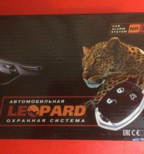 Автосигнализация Leopard
