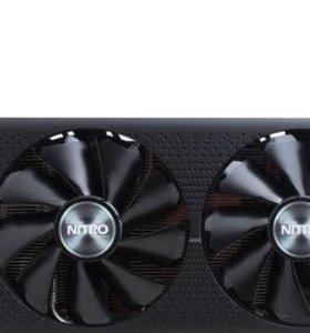 Sapphire Nitro OC Radeon RX 470 1140Mhz