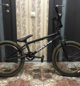BMX Gravity