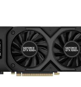 Palit GeForce GTX 1050 Ti 1366Mhz