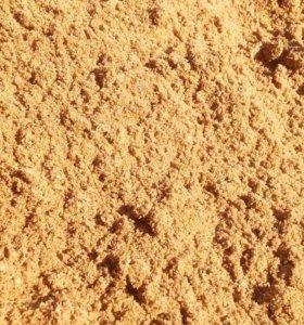 Песок намывной с доставкой в Гатчине и районе