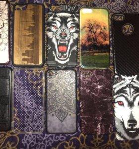 Чехлы на iPhone 7