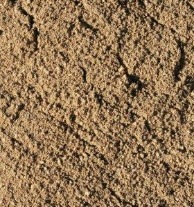 Песок карьерный с доставкой в Гатчине и районе