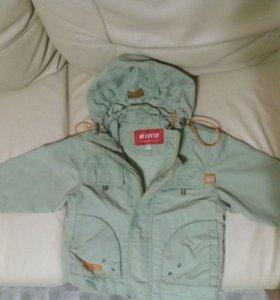 Куртка ветровка KIko