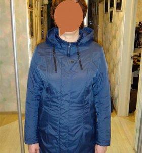 Пальто женское демисезонной