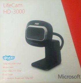 Веб камера LifeCam HD-3000