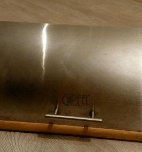Хлебница GIPFEL NUANCE 5617 для LOFT-кухни