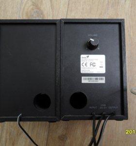 Компьютерные колонки Genius SP-HF150