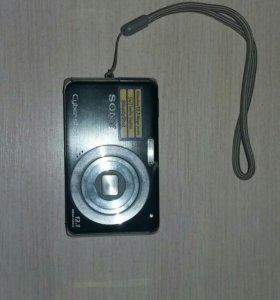 Цифровой фотоаппарат Sony Cyber Shot