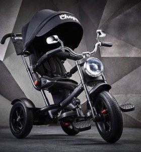 Трёхколесный Велосипед Chopper Limited
