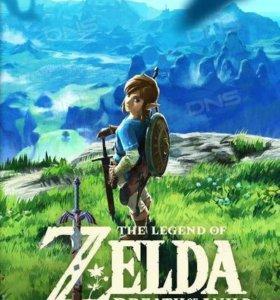 Zelda: Breath of the Wild (Русская версия)- Switch