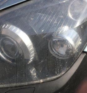 Фара левая Opel Astra h