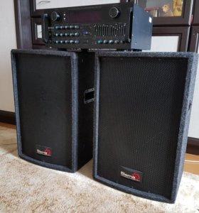 Профессиональная акустика