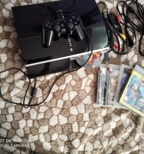 Play station 3 fat ps3