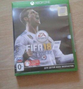 Диск FIFA18